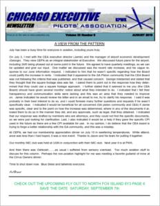 CEPA August 2019 Newsletter